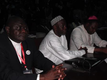 Guerekoyamé Kobine-Layama et Nzapalainga