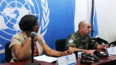 La MINUSCA dévoile son plan de sécurisation des opérations électorales en Centrafrique