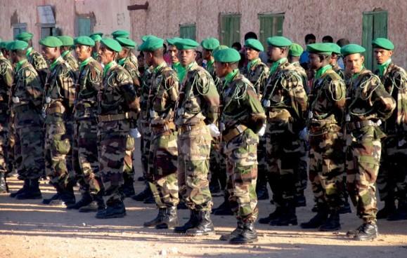 La Mauritanie envisage l'envoi de ses 450 militaires en Centrafrique
