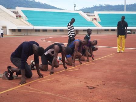 Athlétisme: 2 Athlètes centrafricains récoltent 3 médailles dont deux en à Yaoundé