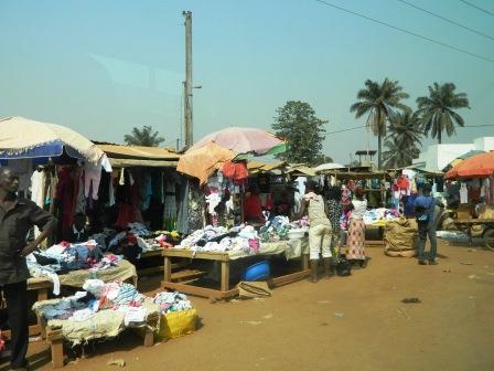 Centrafrique: La Minusca appelle la population du quartier de km5 au calme et à la retenue