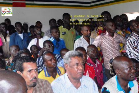 Centrafrique : hier c'était le diamant de sang, aujourd'hui c'est le diamant de développement et de la cohésion sociale