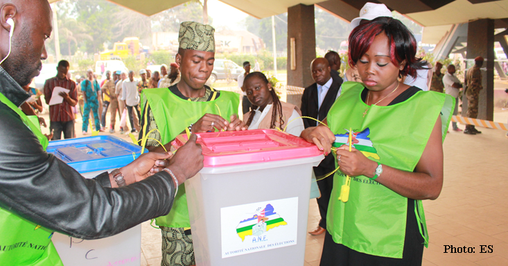 Centrafrique-élection-Ndjoni-Sango