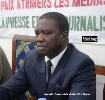 Le député Augustin Agou/@Eric Ngaba