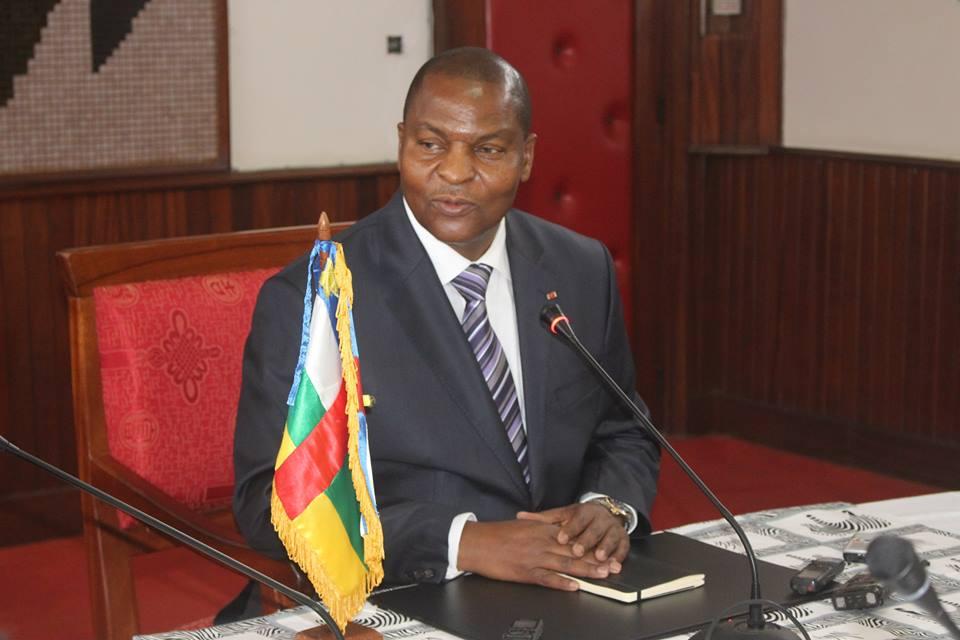 Centrafrique : le président Touadera invite la presse à être un véritable acteur de développement du pays