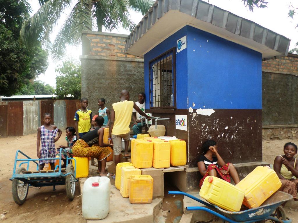 Centrafrique: pénurie d'eau potable a Bouar dans la Nana-Mambere