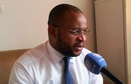 Centrafrique: le ministre de la sécurité publique s'emploie pour l'efficacité des forces de sécurité intérieure