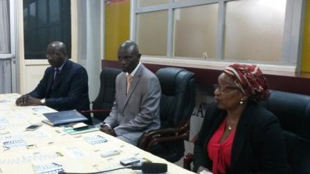 Centrafrique : la CBCA honore son personnel à travers un accord d'établissement