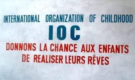 Centrafrique : l'ONG IOC lance ses activités humanitaires en faveur des enfants
