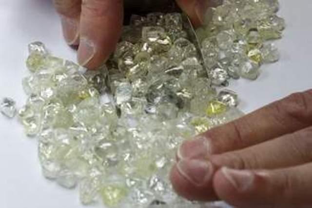Centrafrique: contrebande de diamants, le gouvernement identifie les difficultés principales