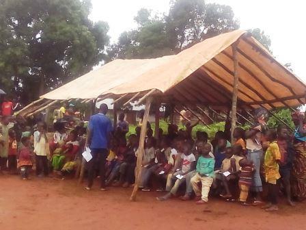 Centrafrique: L'ONG Soleil se lance dans les défis humanitaires