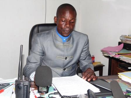 Bienvenue-Paterne Nguimalé, le DGA de l'émigration et l'immigration