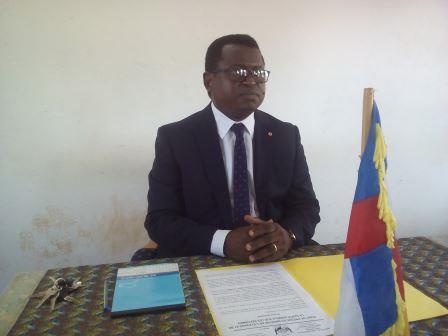 Moussa Yérima Mandjo, ministre de l'élévage@Fiacre Salabé