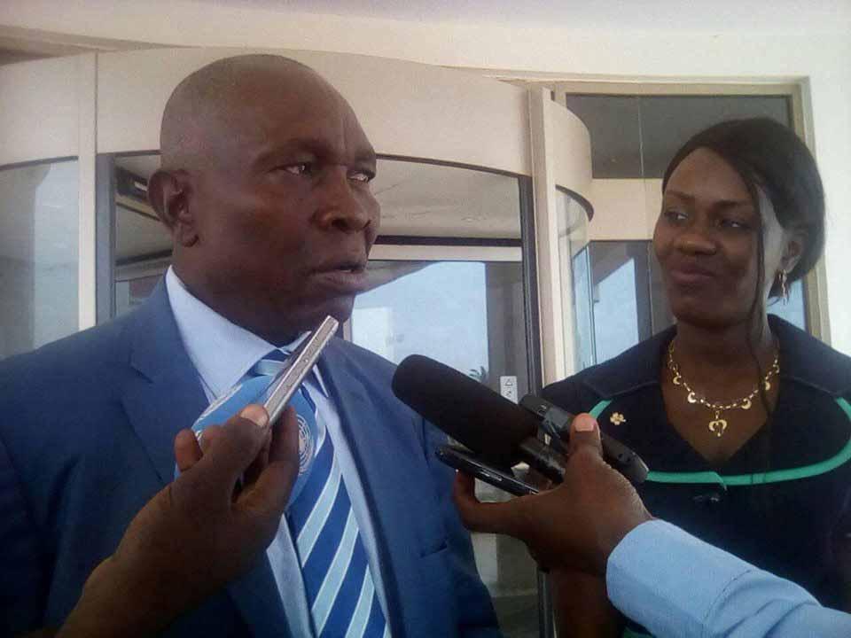 Laurent Nombissou, Directeur Gérant de l_AGM Conseil