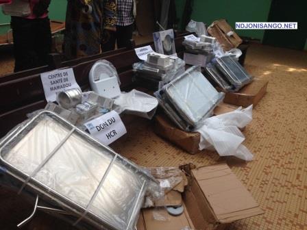 Centrafrique: l'ONG ASA appuie trois structures sanitaires publiques de Bangui en kits sanitaires