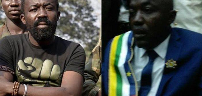 le député Afred Yekatome alias Rambo
