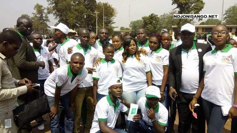 Les jeunes formés par PAFACE@Fiacre Salabé