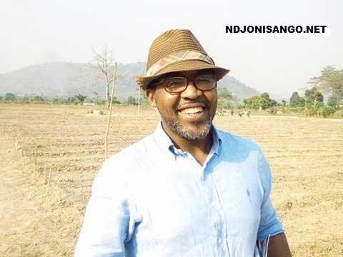 Gabino Guerengomba, PDG de l'hôtel Somba@Fiacre Salabé