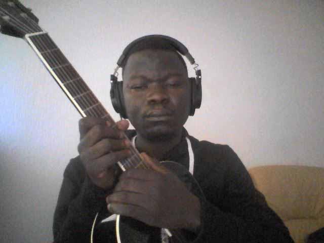 L'artiste producteur Grâce à Dieu Dawa@Fiacre Salabé