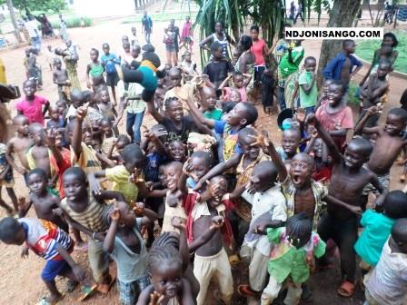 Centrafrique-éducation-Ndjoni-Sango