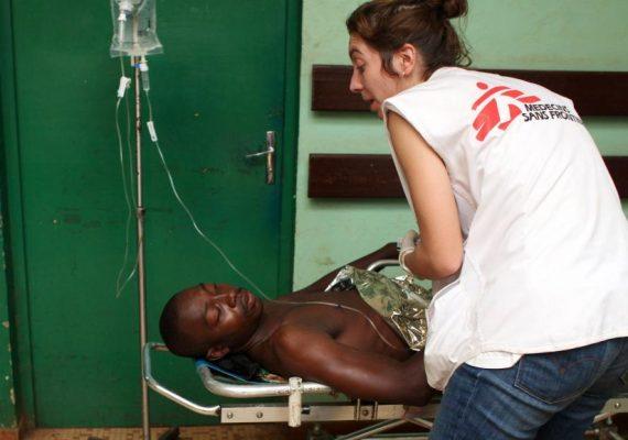 MSF France en Centrafrique
