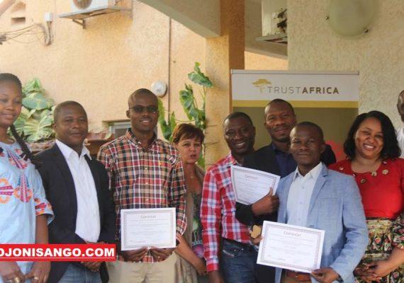 Les flux financiers illicites en Afrique, des journalistes africains affûtent leurs armes au Sénégal
