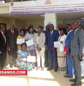 Centrafrique: les cadres des douanes formés en technique de contrôle en entreprise