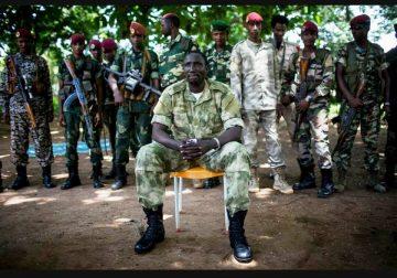 Ali Ndarass, le leader du groupe rebelle UPC - Centrafrique