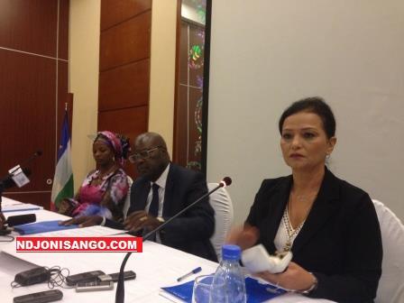 Centrafrique: la coordonnatrice humanitaire salue l'amélioration de la situation humanitaire à Paoua