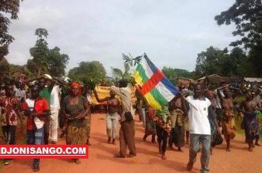 Centrafrique: Bambari dans une urgence humanitaire