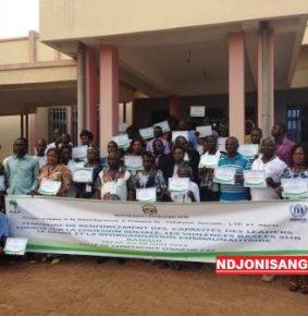 Centrafrique: les leaders locaux renforcent leurs capacités en cohésion sociale sur l'initiative de l'ONG ASA