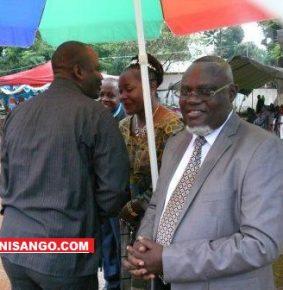 Centrafrique: «Le peuple congolais condamne le climat de suspicion permanent entretenu par des puissants de ce monde envers les autorités de la RDC» Esdras Kambalé Bahekwa, Ambassadeur à Bangui