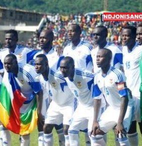 Eliminatoires CAN 2021: la RCA joue contre le Burundi ce mercredi