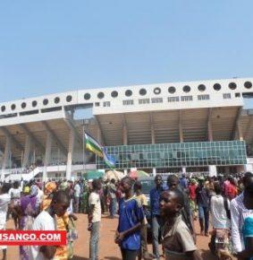 """Centrafrique: """"Coupe de l'espoir"""", un tournoi de football organisé en partenariat avec les Russes"""