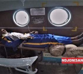 Centrafrique: lesmédecinsRussesà la rescousse d'un habitant de Ouadda