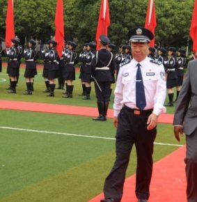 Centrafrique: un accord avec la Chine pour la formation des policiers