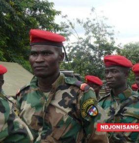 Centrafrique: sortie officielle de 154 Soldats FACA recyclés par les Russes à Berengo