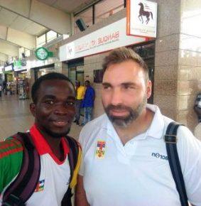 CAN2019: la défaite de la RCA face à la Côte d'Ivoire vue par un Blogueur Centrafricain, Odilon Doundembi