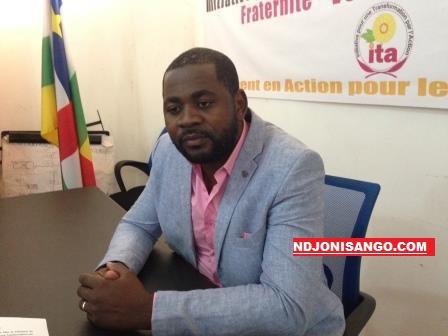 Centrafrique: le mouvement ITA appelle à la destitution du gouvernement Sarandji