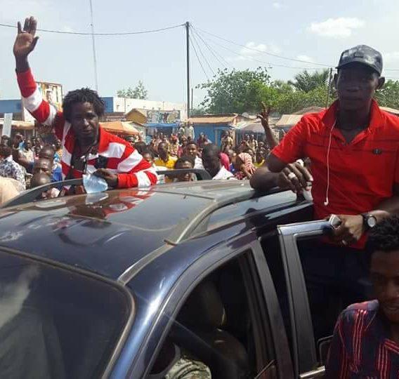 Centrafrique: les habitants de KM5pris en otage par des criminels armés