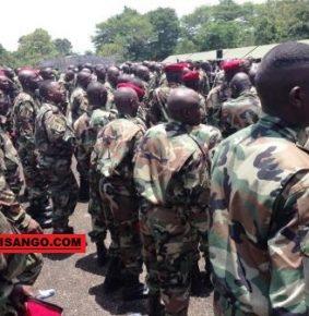 Centrafrique: «on a eu à acquérir des nouvelles techniques de combats et des tactiques» sergent Bandoka Pacôme