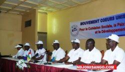 Centrafrique: le mouvement politique «Cœurs unis» de Touadera désormais officiel