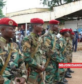 Centrafrique: le gouvernement projette le déploiement des FACA à Alindao