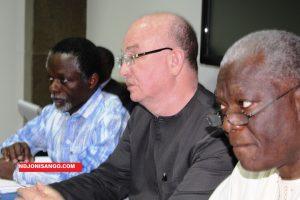 Panel des facilitateurs de l'UA-ONU-CEEAC aux pourparlers de Khartoum@Erick Ngaba Njoni Sango
