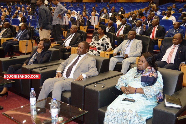 Une vue des participants aux pourparlers de Khartoum@Erick Ngaba
