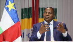 RCA: « Je déplore le climat délétère qui s'est instauré dans le débat politique de notre pays » F.A Touadera