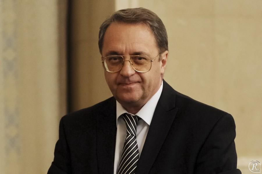 Mikhaïl Bogdanov, Vice ministre russe des affaires étrangères