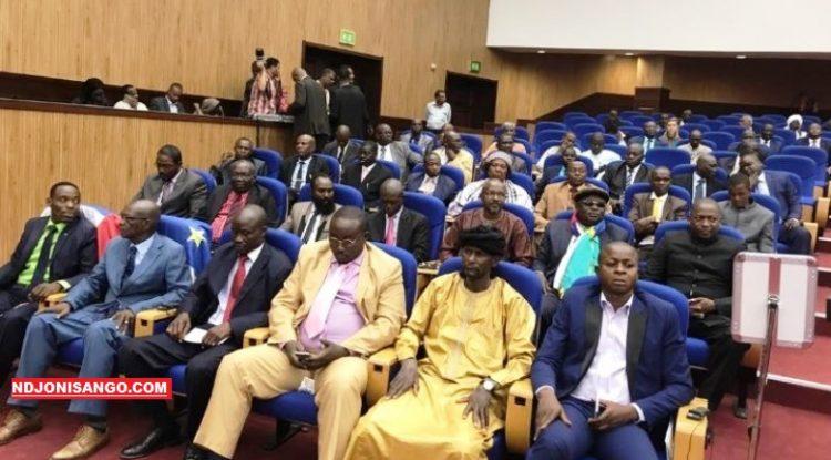 les leaders des groupes armés aux pourparlers de Khartoum