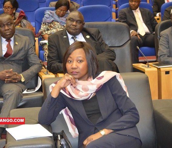 RCA: discrète dans sa méthodologie, la ministre Sylvie Baipo-Temon s'investit pour une diplomatie dynamique et diversifiée