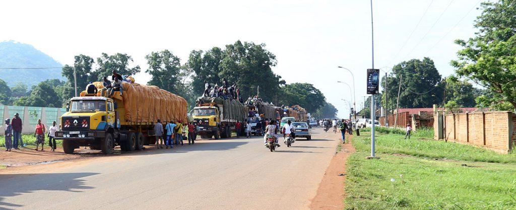 Corridor Bangui Douala